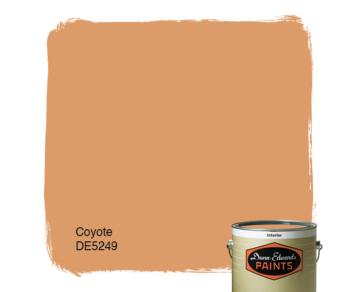 coyote (de5249) — dunn-edwards paints
