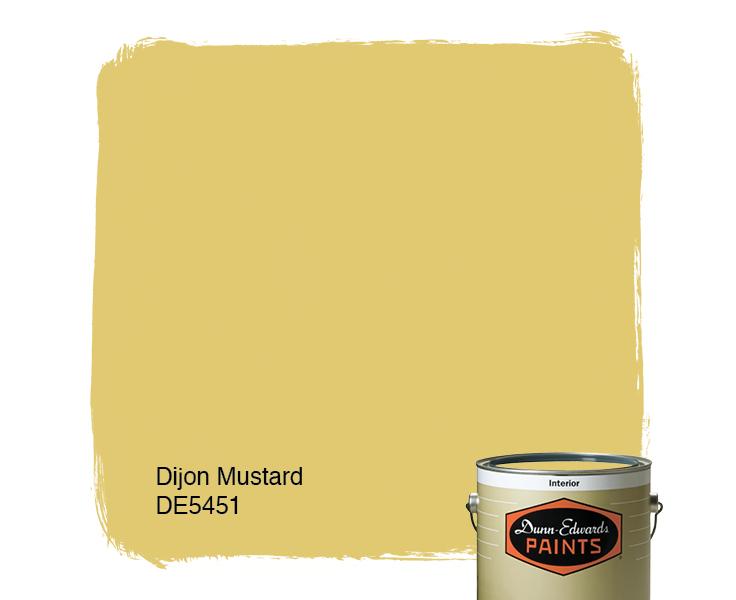 dijon mustard (de5451) — dunn-edwards paints