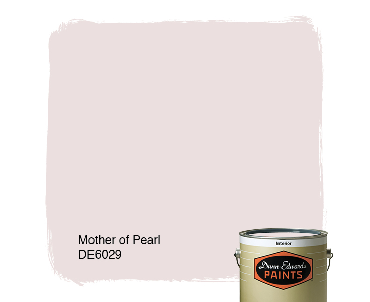 Mother of Pearl DE6029  DunnEdwards Paints