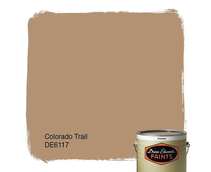 Colorado Trail (DE6117) — Dunn-Edwards Paints