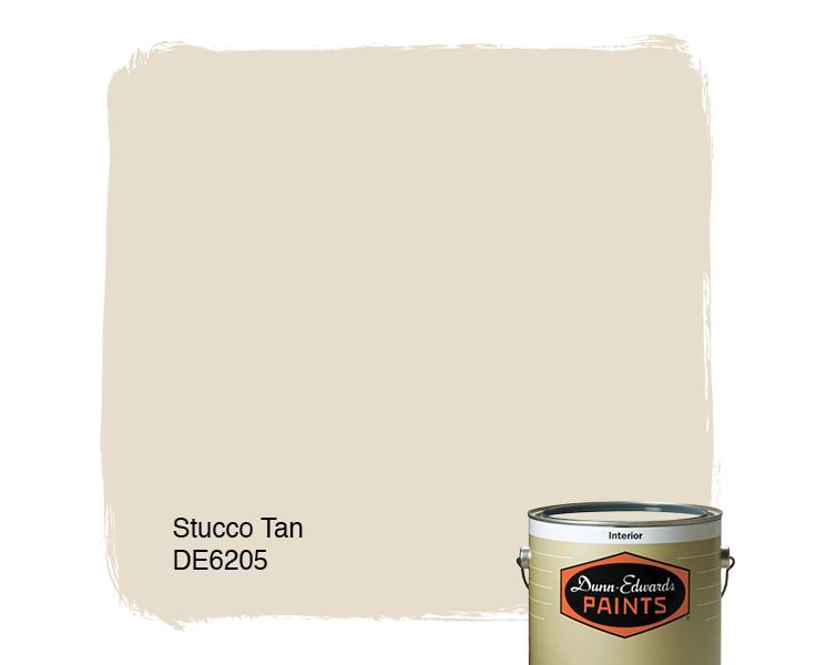 stucco tan de6205 dunn edwards paints. Black Bedroom Furniture Sets. Home Design Ideas