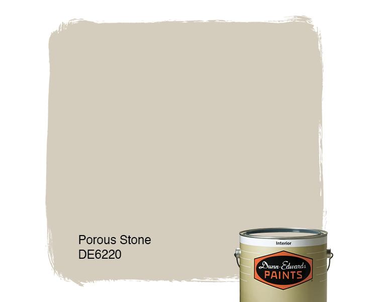 stone paint colorPorous Stone DE6220  DunnEdwards Paints