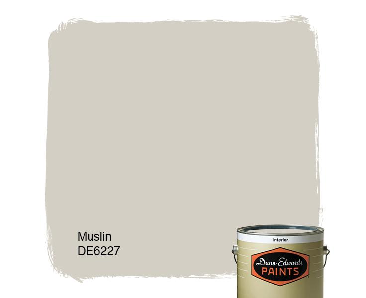 Muslin (DE6227) — Dunn-Edwards Paints
