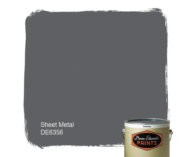 Sheet Metal (DE6356) — Dunn-Edwards Paints