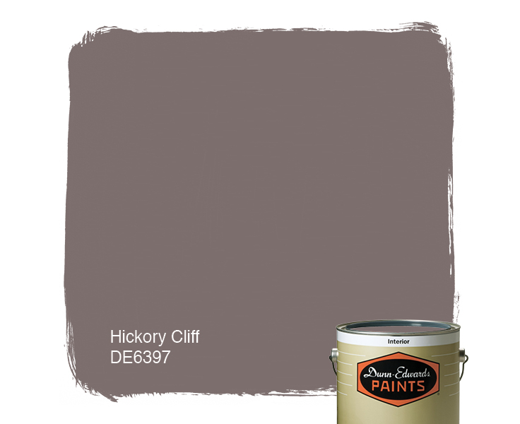 Hickory Cliff (DE6397) — Dunn-Edwards Paints