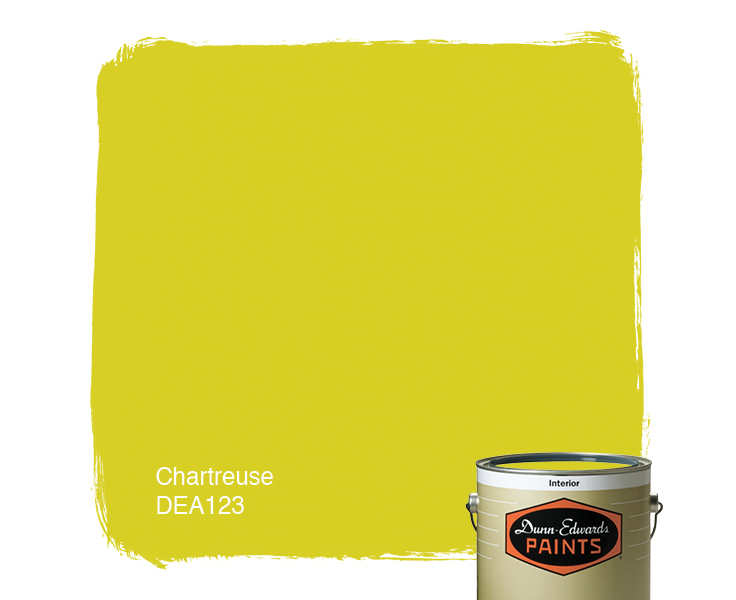 chartreuse dea123 dunn edwards paints