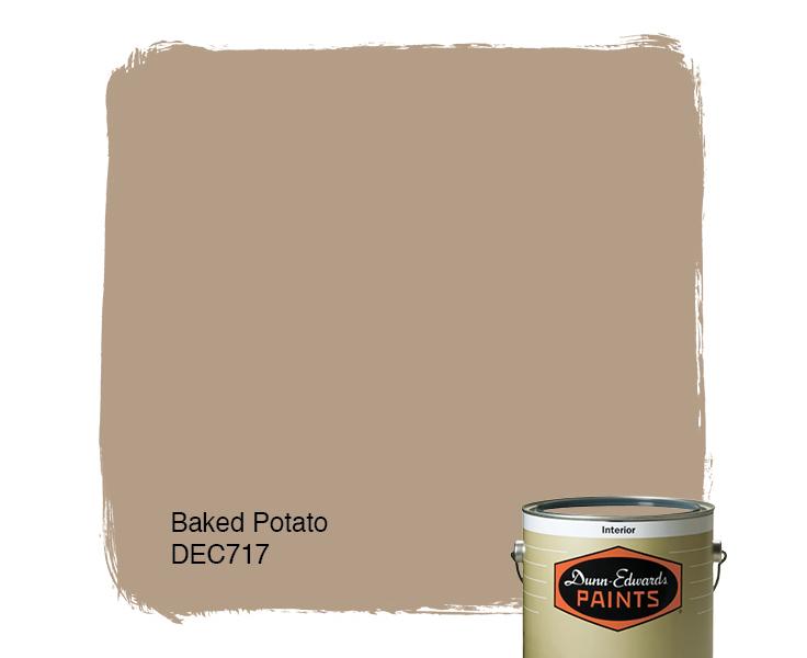 Baked Potato DEC717 Dunn Edwards Paints
