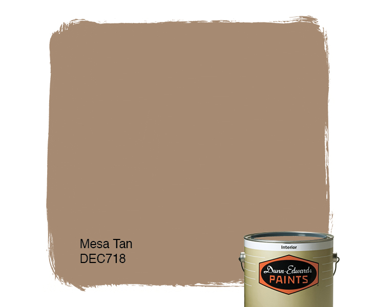 Mesa Tan (DEC718) — Dunn-Edwards Paints