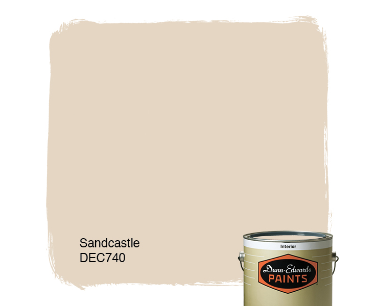 Sandcastle DEC740 Dunn Edwards Paints
