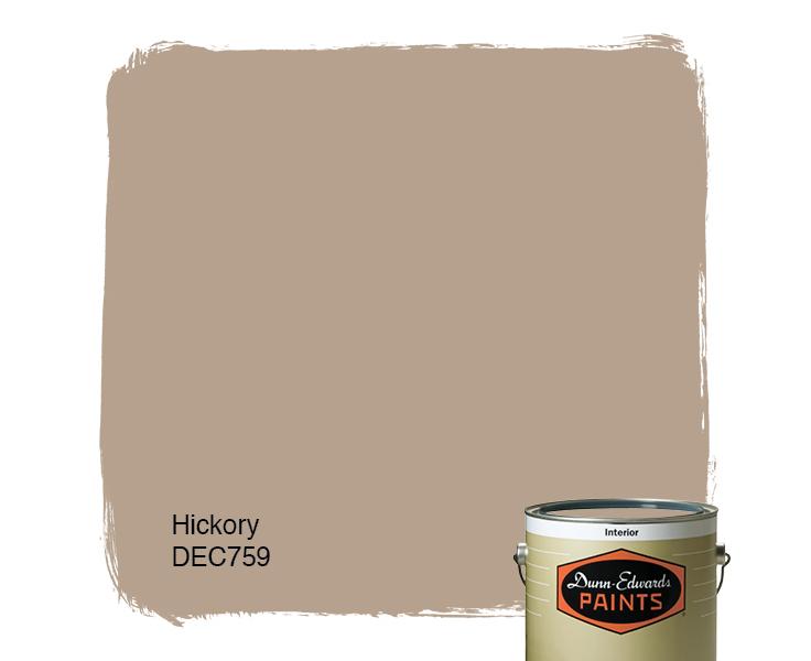 Hickory (DEC759) — Dunn-Edwards Paints