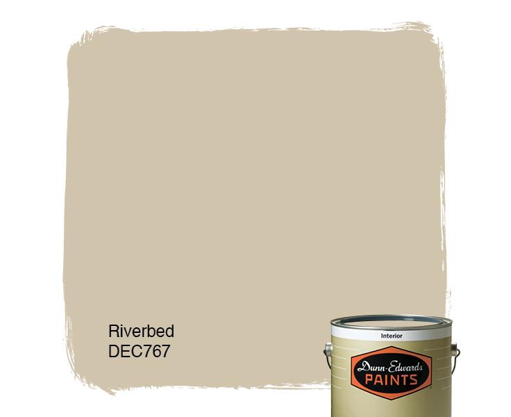 Riverbed Paint Color
