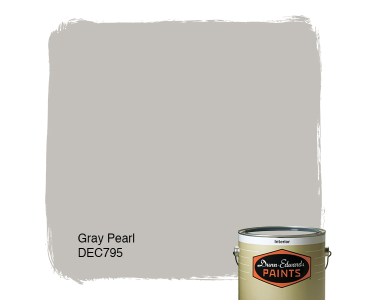 gray pearl (dec795) — dunn-edwards paints