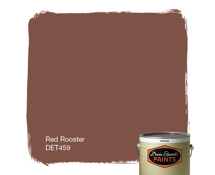 Red Rooster DET459 Dunn Edwards Paints