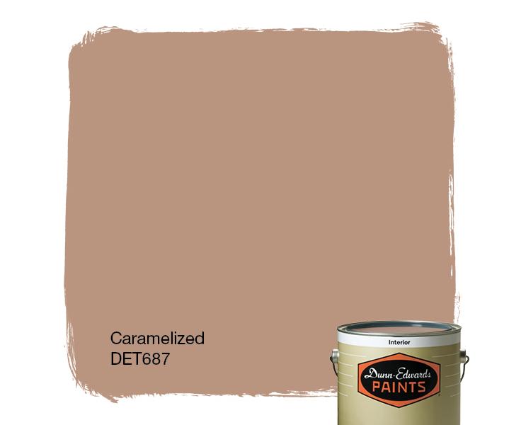 Caramelized (DET687) — Dunn-Edwards Paints