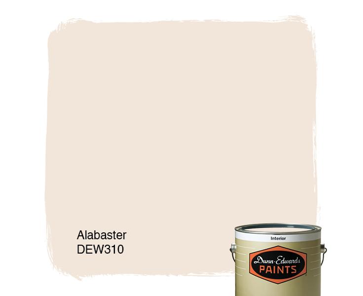 Alabaster (DEW310) — Dunn-Edwards Paints