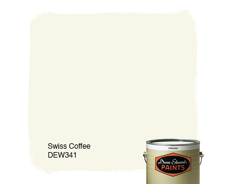 Swiss Coffee (DEW341) — Dunn-Edwards Paints