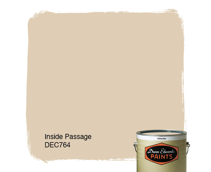 Inside Passage Dec764 Paint Color E0cfb5 Dunn Edwards Paints