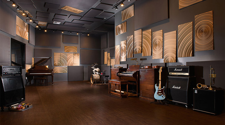Hybrid Studios Live Room