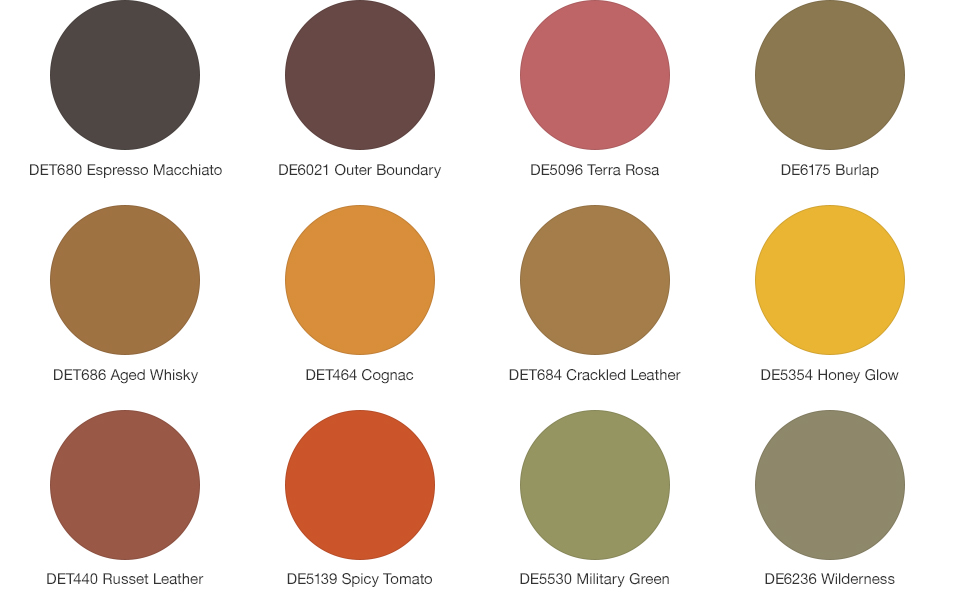 Earth Tone Color Palette 28 Images Color Swatches From