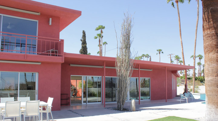 PInk house 5