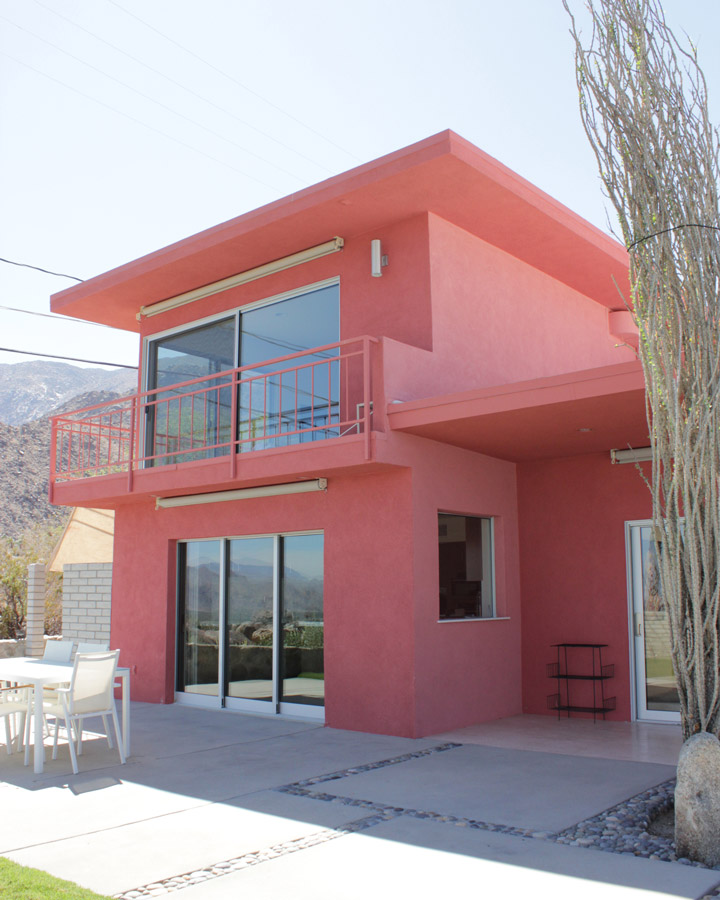 PInk house 3