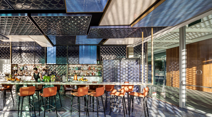 Design Trends Restaurant Architecture