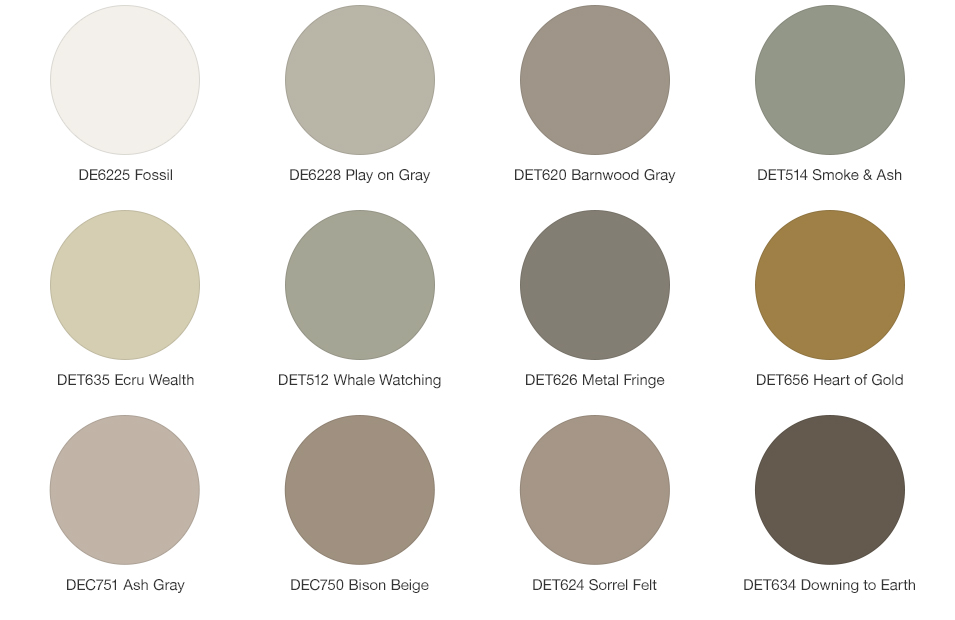 exterior color palettes to inspire