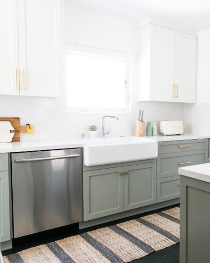 kitchen cabinet alternatives.  Alternatives To White 3 Fun Kitchen Cabinet Colors We re Loving