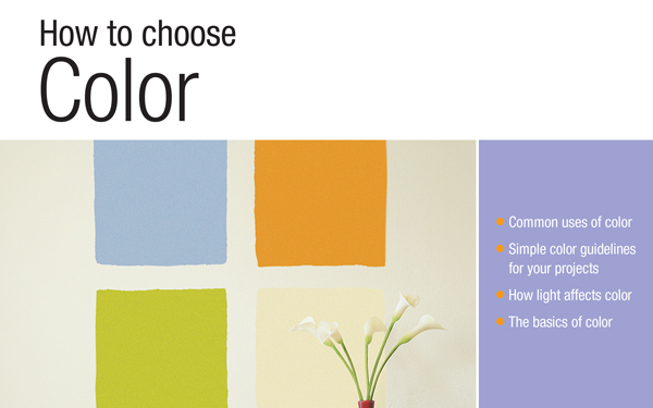 How to choose color