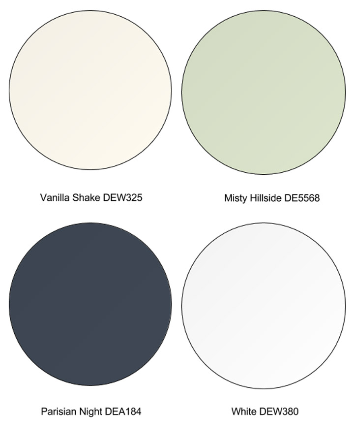 Jaclyn Johnson Color Palette