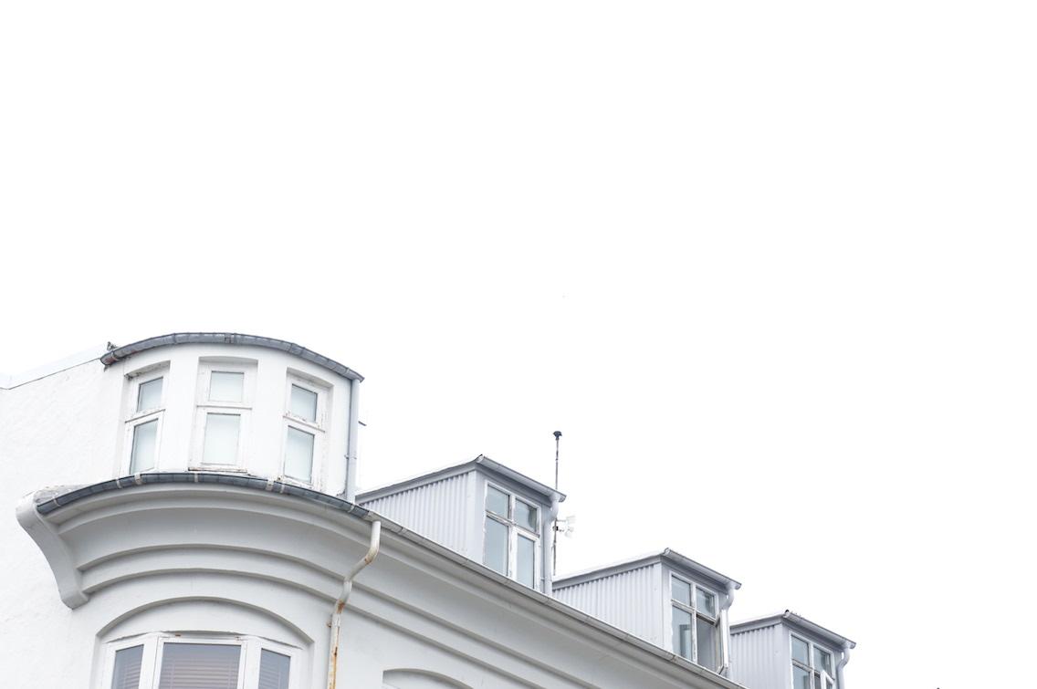 White Building Exterior