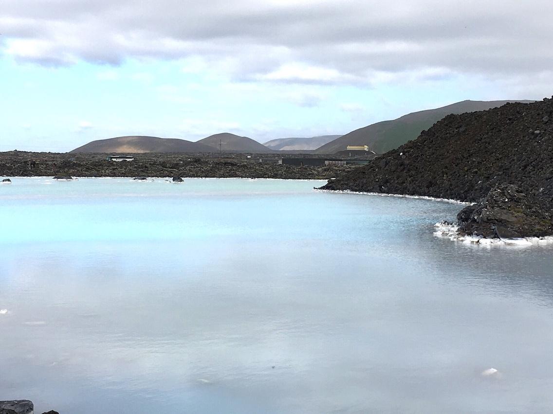 Blue Lagoon Blues