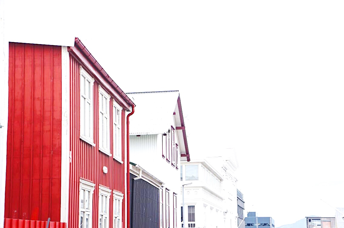 Red and White Residences