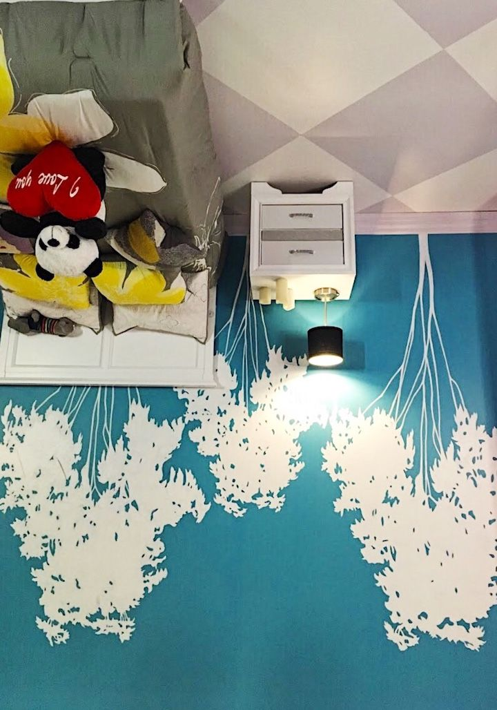 Upside Down Room