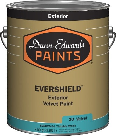 Evershield® Exterior Velvet Paint