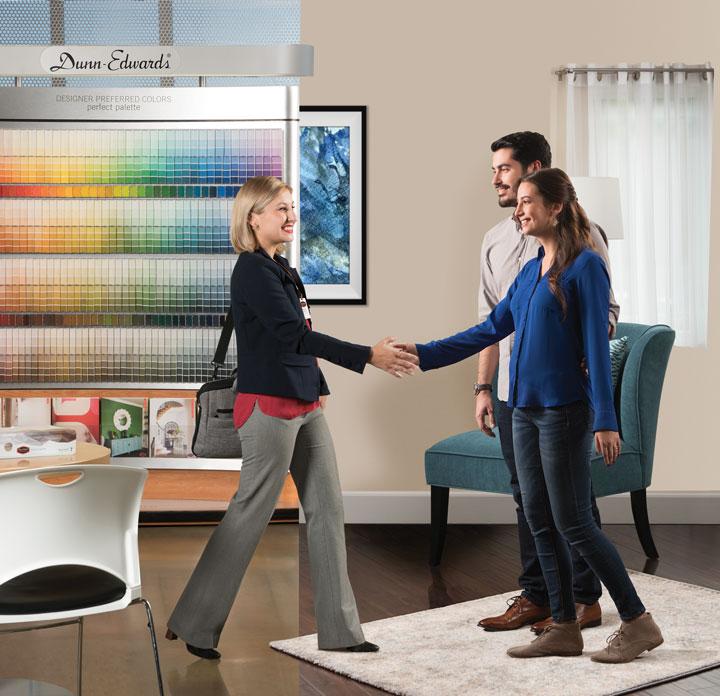 color consultation paint advisor consultant