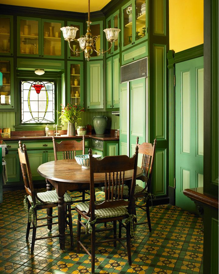 Exploring the Victorian Colors