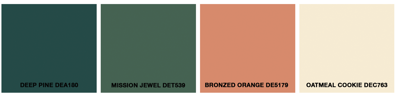 Romantic Paint Palette