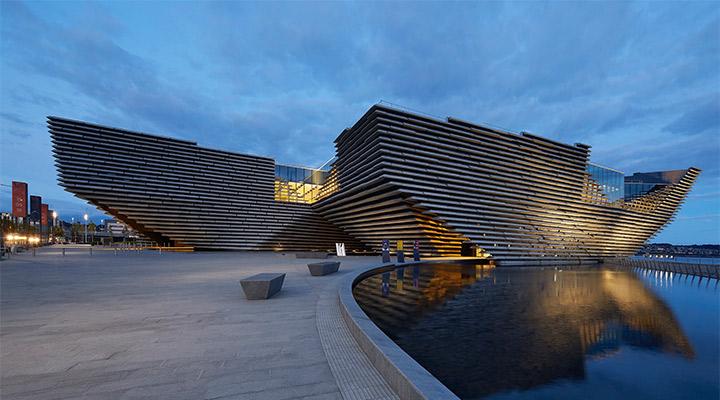 Dundee Scotland HuftonCrow