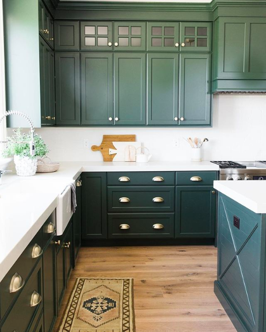The Kitchen Colours For 2019: Trending Kitchen Colors For 2019