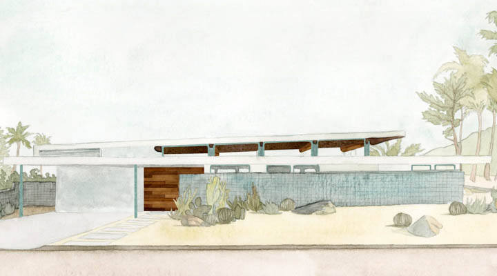 Axiom Desert House