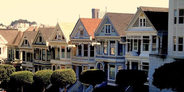The Seven Sisters of San Francisco