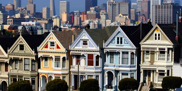 Painted Ladies of San Francisco sf
