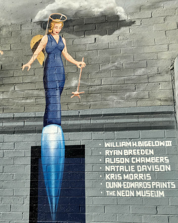 Inspiration for mural