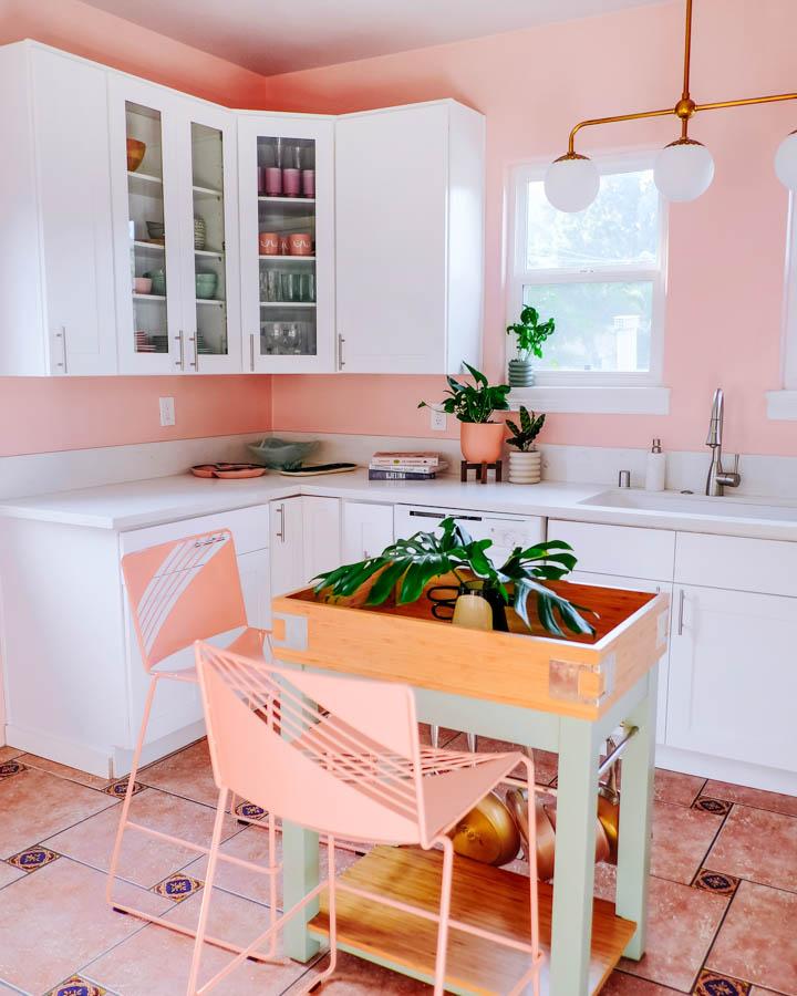 kitchen hues