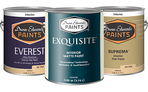 Interior Exterior Paint And Primers Dunn Edwards Paints