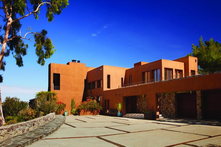 Architectural Styles Desert Modern