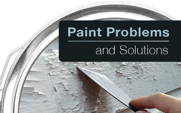 Paint problems and solutions