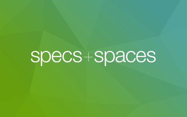 Specsspaces