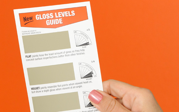 How To - Selecting gloss